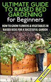 raised bed gardening 5 books bundle on growing vegetables in