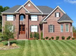 Best Brick Home Styles And Colors Images On Pinterest Bricks - New brick home designs