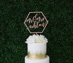 fresh u0026 modern laser cut wedding cake toppers mon cheri bridals