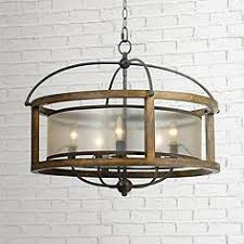 Mission Style Chandelier Lighting Dining Room Chandeliers Casual Formal And More Lamps Plus