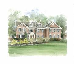 finely detailed watercolors of your home see more samples at finely detailed watercolors of your home see more samples at lisa robinson watercolors on facebook