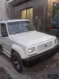 daihatsu rocky engine daihatsu rocky 1996 for sale in lahore pakwheels