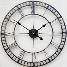 awesome clocks breathtaking oversized wall clock pics ideas surripui net