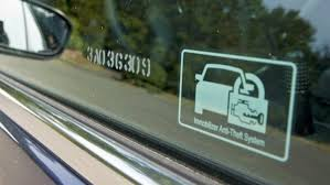 prevent auto theft with vin etching angie u0027s list