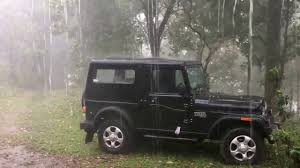 kerala jeep heavy rain and hailstorm in waynad kerala 2017 youtube