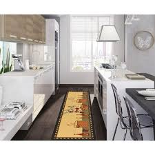 amazon com ottomanson siesta collection kitchen chef design