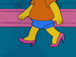Bart Simpson Meme - gif lol funny heels weird humor simpsons bart bart simpson the