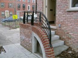 front porch railings contemporary porch philadelphia by