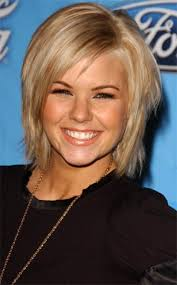 pictures on ladies hairstyles short to medium length cute