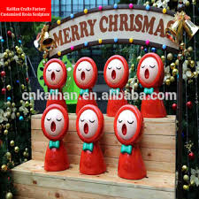 large fiberglass shopping mall christmas decorations buy
