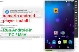 win player android xamarin android player install l xamarin setup tutorial including