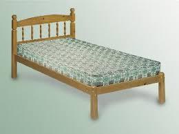 julian bowen pickwick single pine bed frame single wooden beds