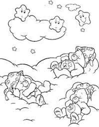 care bear cruising coloring pages care bears coloring pages