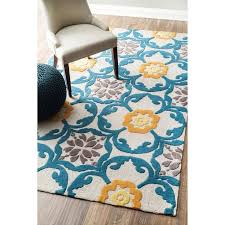 Yellow Area Rug 5x7 Affordable Area Rugs Floral Area Rugs Under 150 Via Weu0027ve