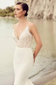 v neck wedding dresses v neck wedding dress style 2100 mikaella bridal