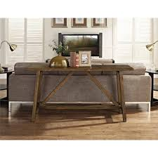 Cheap Console Table by Altra Bennington Console Table Rustic Walmart Com