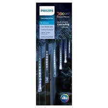 philips 72ct mini icicle led lights white target