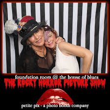 petite pix studio gif photo booth for the rocky horror picture