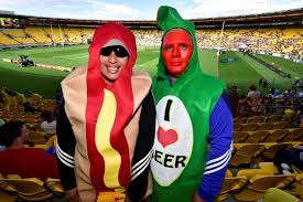 Ticket sales have fallen dramatically for the World Sevens Series at Wellington     s Westpac Stadium  despite Daily Mail