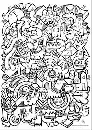 spectacular hard pattern coloring pages for adults with complex