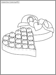 coloring pages of a heart 14 valentines day printable coloring pages u2014 printable treats com