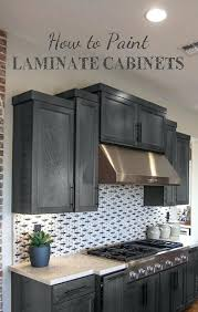 best paint for laminate cabinets staining laminate cabinet doors best laminate cabinet makeover ideas
