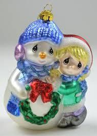 precious moments ornaments precious moments