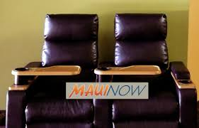 maui now new king size recliners coming to regal maui mall megaplex