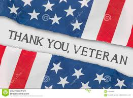 American Flag In Text Thank You Sign For Veterans With American Flag Stock Image Image