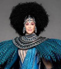 cyndi lauper and cher saw both together in concert last night and