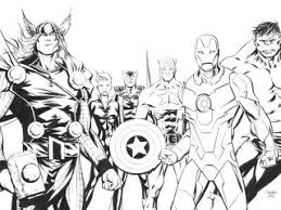 printable marvel avengers coloring pages 14 on images with marvel
