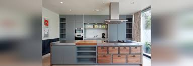 design detail u2013 a kitchen island with removable dovetail boxes