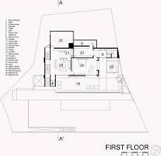 Mountain Architecture Floor Plans Mountain House By Agraz Arquitectos Housevariety