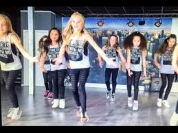 hair little mix easy kids dance warming up fitness