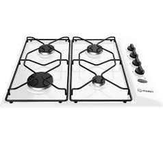buy indesit paa 642 i gas hob white free delivery currys
