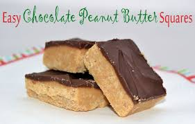 spoil your family with easy chocolate peanut butter squares