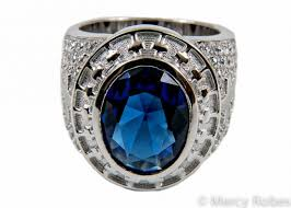 clergy cords clergy ring style subs806 silver with royal blue mercy robes