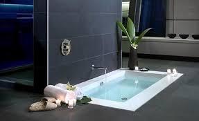 Sunken Bathtub Sunken Tubs Build Remodel And Decorate Your Bath