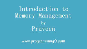 Coming Home Quotes by Memory Management In Operating System Youtube