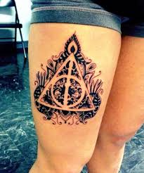harry potter themed tattoos tattoo collections