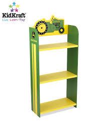 Kidcraft Bookcase Kidkraft John Deere Bookshelf