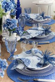 best 25 blue table settings ideas on pinterest blue tables