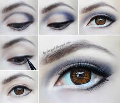 big anime eyes makeup tutorial eye enlarging makeup with contact lenses big doll eyes makeup look