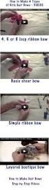 414 best how to make hair bows images on pinterest hairbows