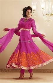 Umbrella Pattern Salwar | buy new anarkali salwar suit churidar pattern umbrella style dress