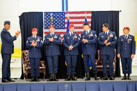 silver awarded to 22nd sts airman air special