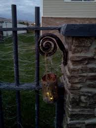 cemetery fence halloween prop the yard of the living dead a brief essay on the versitility of