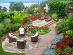 backyard landscape design ideas picture simple backyard