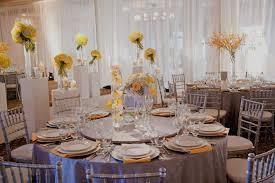 Silver Vases Wedding Centerpieces Wedding Decoration Ideas Silver And Yellow Wedding Decorations
