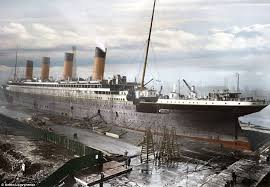 coloring pages of the titanic titanic in colour photographer colours black and white pictures